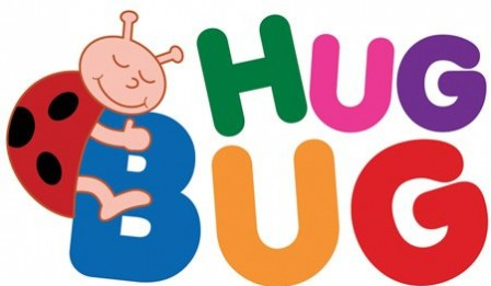 final Hug Bug logo